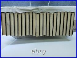 1958 Collier's Encyclopedia Complete Set 20 Volumes Vintage Antique Rare Book