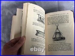 ANTIQUE Farming Book DIY How to Build Farm Equipment Vintage Farm Guidebook