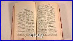 Antique 1909 Cook Book Vintage Recipes Home Guide Household Family Cookery