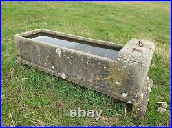 Concrete Cattle Water Trough ideal as Planter Vintage Retro 212cm x 62cm