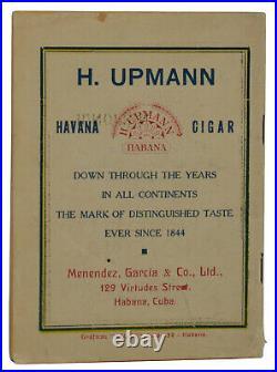 La Bar Florida Cocktails Havana Vintage Recipe Bar Guide Mixed Drinks Antique