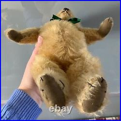 Lovely Vintage 1940s English Chiltern Teddy Bear Lily Approx 15