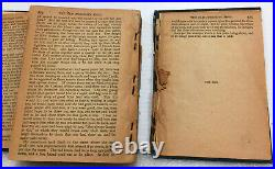 RARE ANTIQUE VINTAGE The Old Curiosity Shop by Dickens, Charles 1841 HC Book