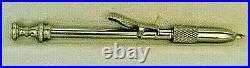 Rare vintage English Thumb Lancet Scarfer blood Letting Instrument