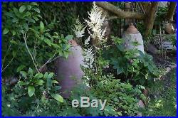 VINTAGE ANTIQUE TERRACOTTA RHUBARB FORCER garden reclaimed