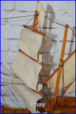 Vintage 21 Scaled model ship Mary Rose of the English Tudor Navy PL3458