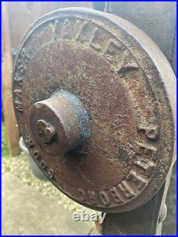 Vintage Agricultural Cooks of Yaxley, Peterborough Sack Lifter Barrow