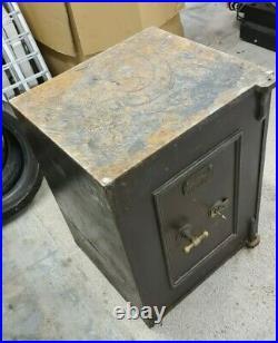 Vintage Antique FREDERIC WHITFIELD Safe