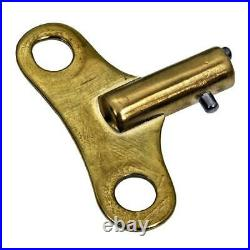 Vintage Key Rare GPO Key for Red VENNER Time Switches in Kiosks 1 ref. K169