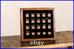 Vintage Servants Bell Box / Calling Box Original 1932 Waring & Gillow
