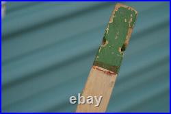 Vintage Slazenger bow ENGLISH LONGBOW 63 INCHES RARE SLAZENGER BOW