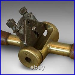 Vintage Taper Maker, English, Brass, Shipwright's Woodworking Tool, Circa 1950