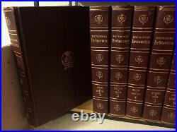 Vintage antique Set of Encyclopaedia Britannica books, Dated 1959