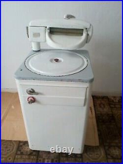 Vintage antique acme english electric washing machine